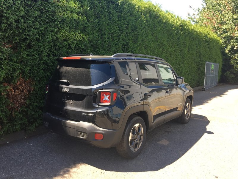 2018 Jeep Renegade for sale in Surrey, British Columbia