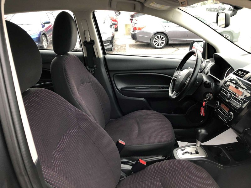 2014 Mitsubishi Mirage for sale in Belleville, Ontario