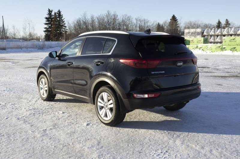 2017 Kia Sportage for sale in Prince Albert, Saskatchewan