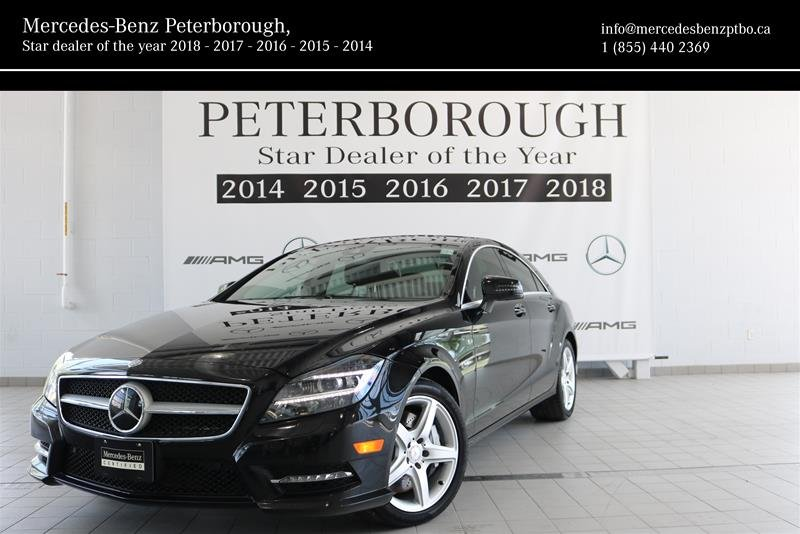 2012 Mercedes-Benz CLS for sale in Peterborough, Ontario