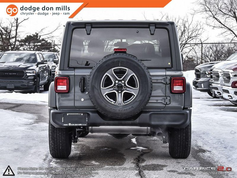 2019 Jeep Wrangler Unlimited for sale in Toronto, Ontario