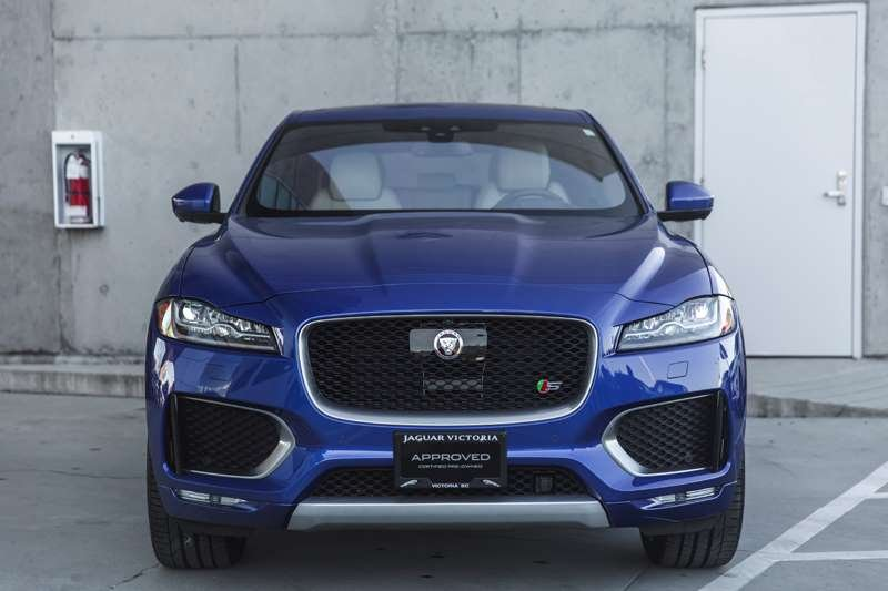 2017 Jaguar F-PACE for sale in Victoria, British Columbia