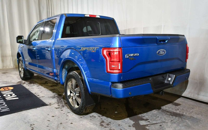 2016 Ford F-150 for sale in Red Deer, Alberta