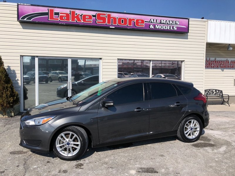 2016 Ford Focus for sale in Tilbury, Ontario