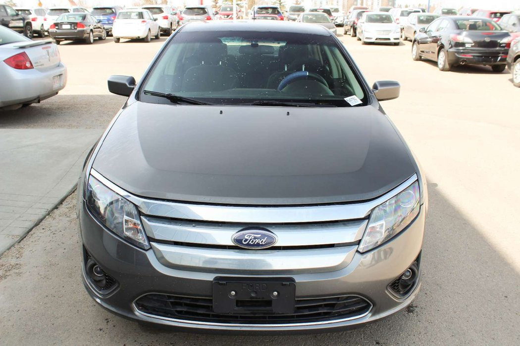 2010 Ford Fusion for sale in Edmonton