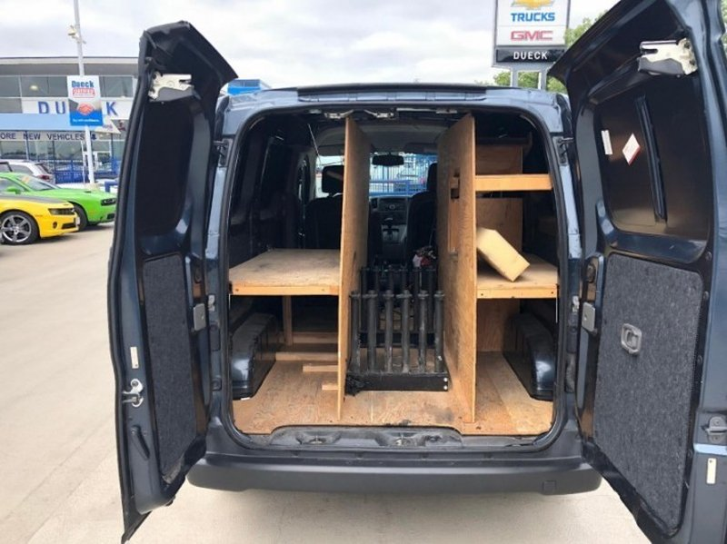 2015 Chevrolet City Express Cargo Van for sale in Vancouver, British Columbia
