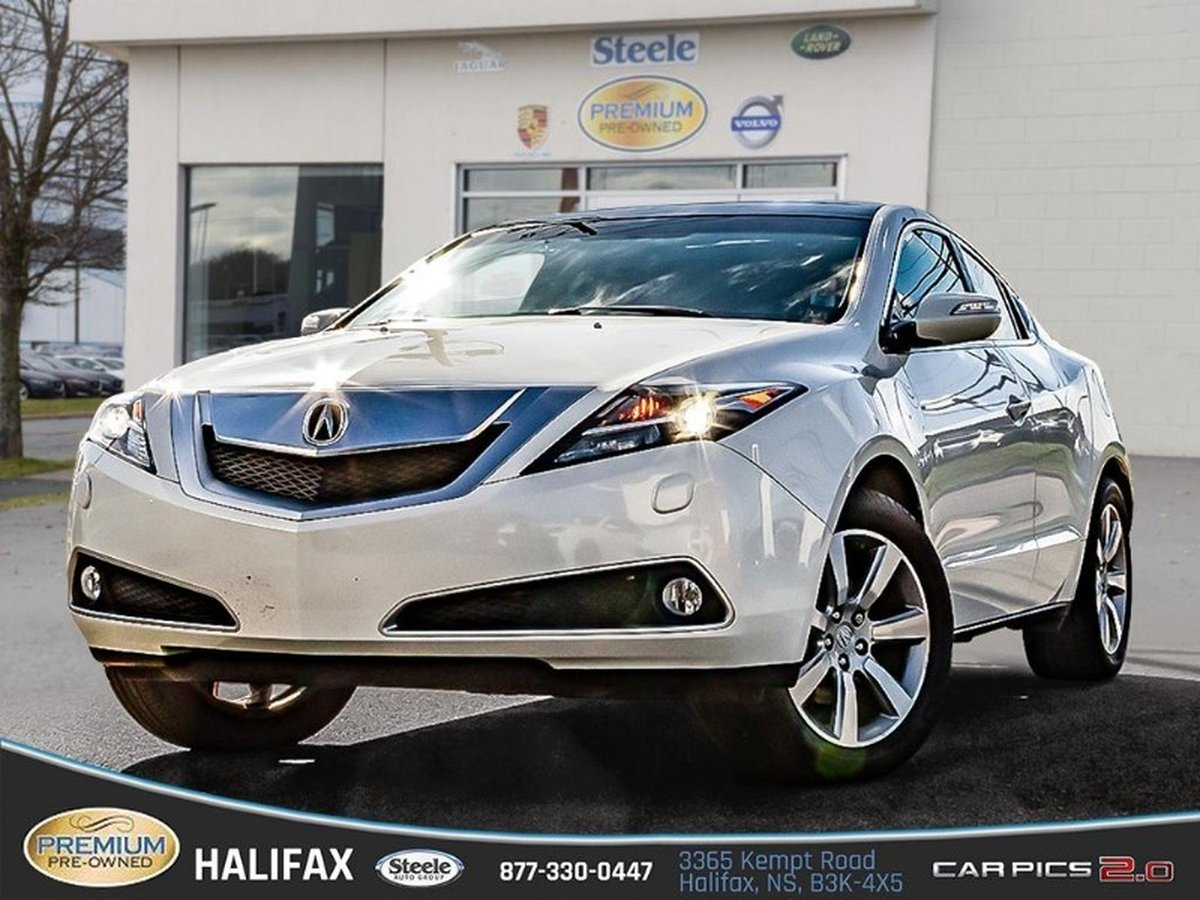 Acura Zdx For Sale >> 2011 Acura Zdx For Sale In Halifax