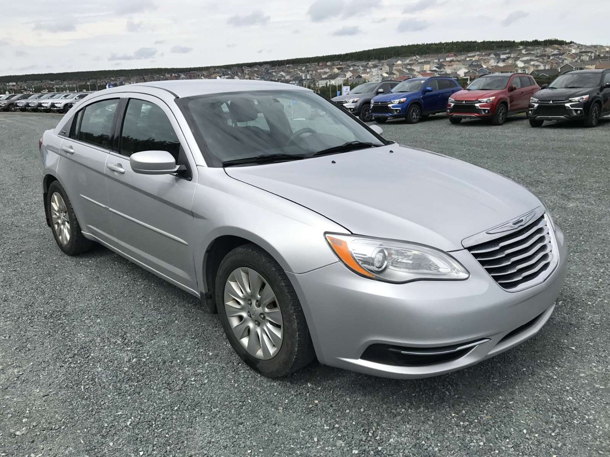 2011 Chrysler 200 for sale in St. John's, Newfoundland and Labrador