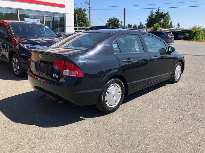 2008 Honda Civic Sedan for sale in Campbell River, British Columbia