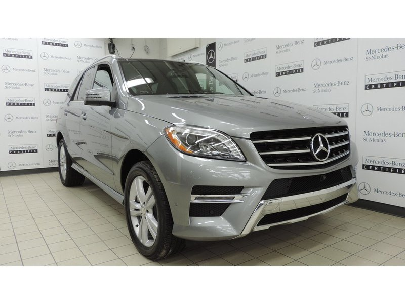 2015 Mercedes-Benz ML for sale in St-Nicolas, Quebec