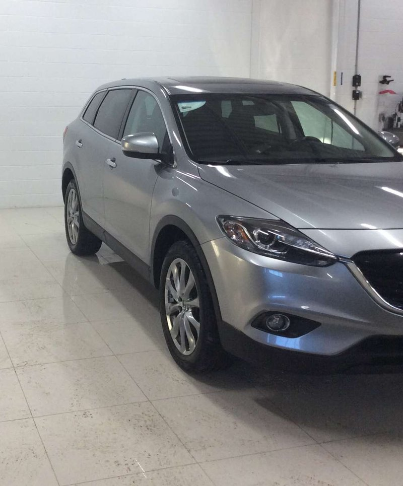 2015 Mazda CX-9 for sale in Sault Ste. Marie, Ontario