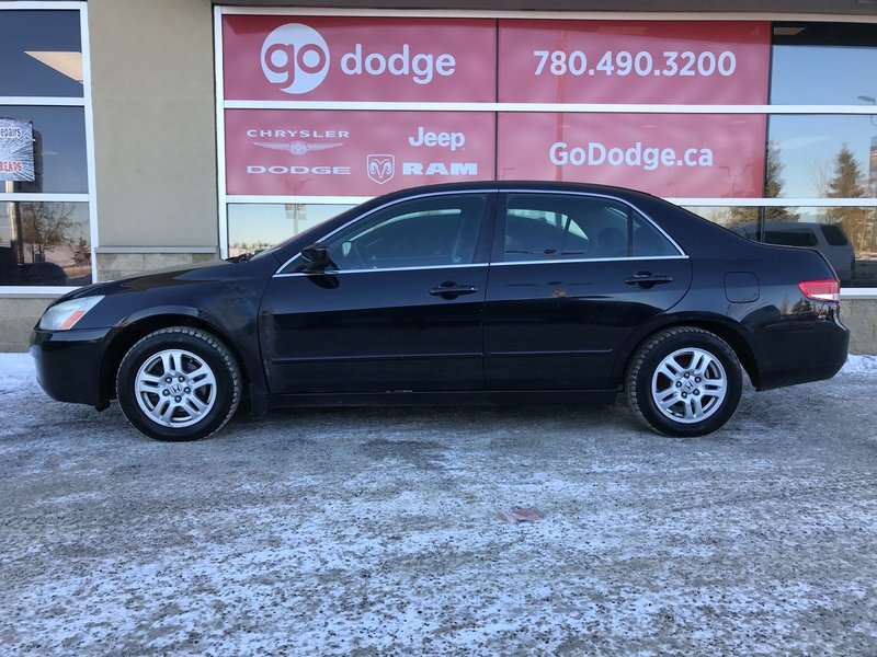2003 Honda Accord Sedan for sale in Edmonton, Alberta