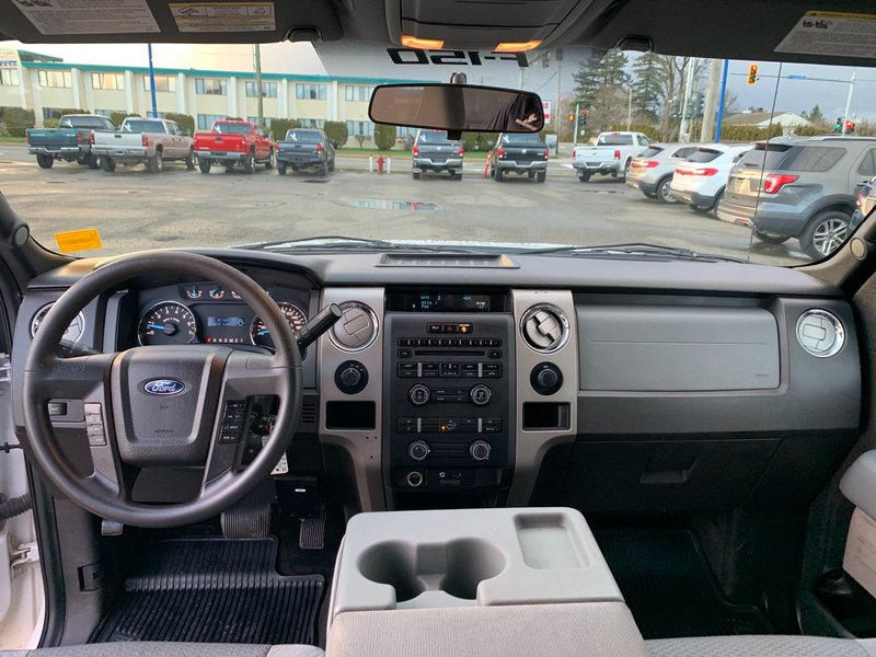 2012 Ford F-150 for sale in Campbell River, British Columbia