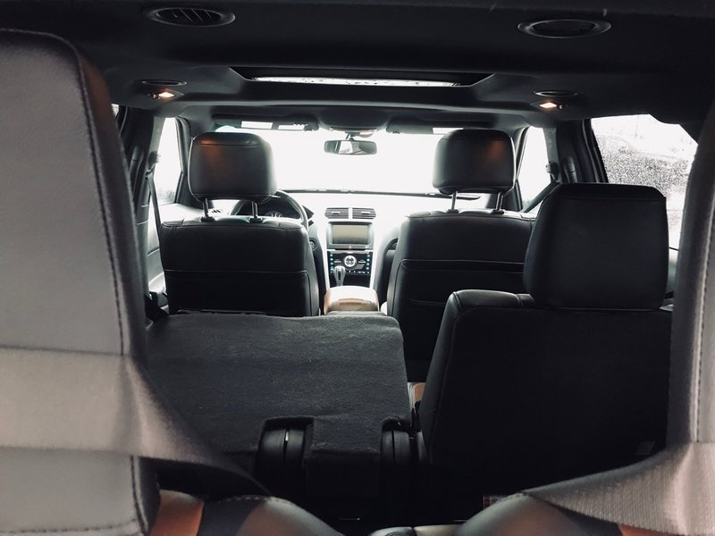 2012 Ford Explorer for sale in Richmond, British Columbia