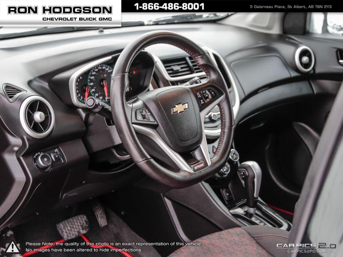 2017 Chevrolet Sonic for sale in St. Albert, Alberta