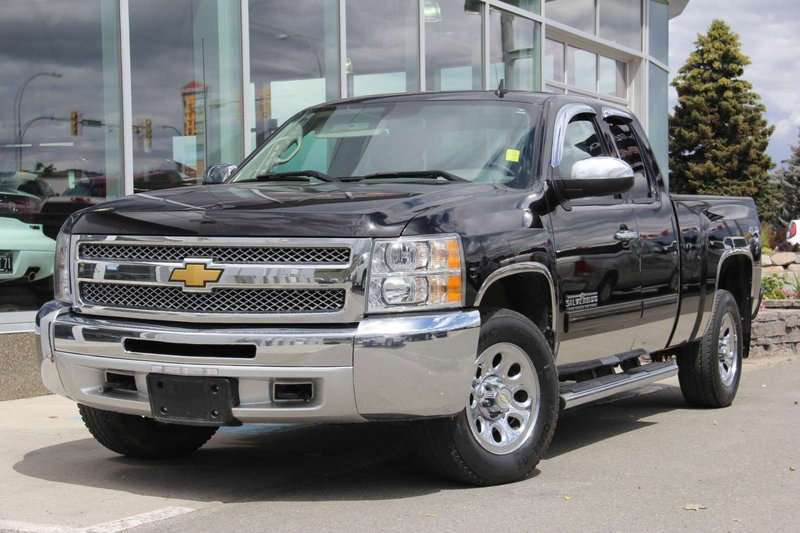 2012 Chevrolet Silverado 1500 for sale in Kamloops, British Columbia