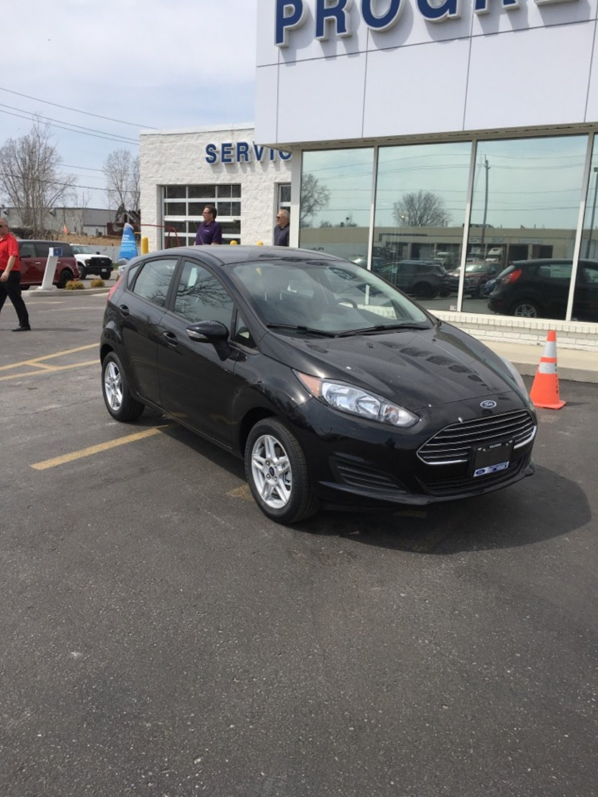 2018 Ford Fiesta for sale in Wallaceburg, Ontario