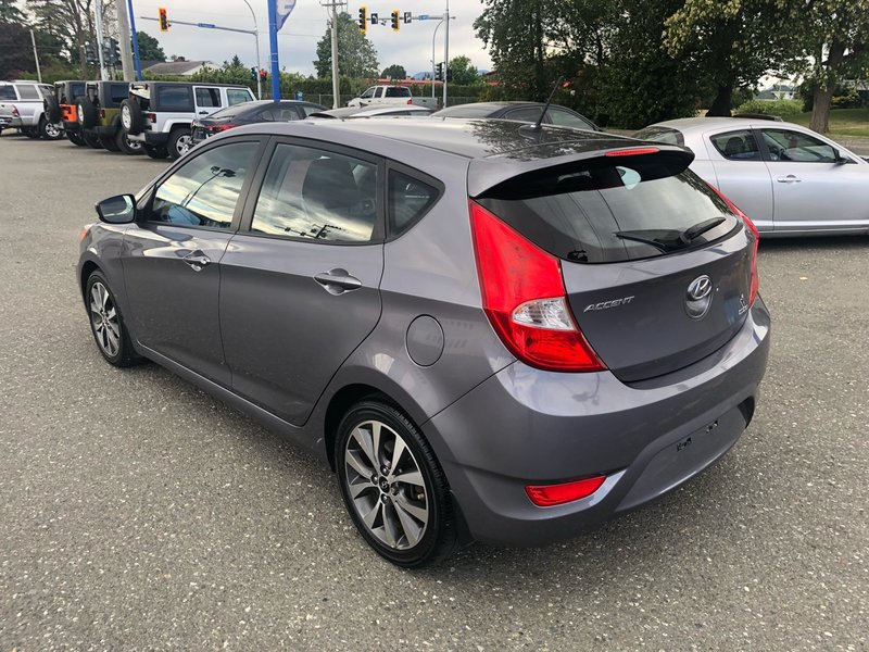 2015 Hyundai Accent for sale in Campbell River, British Columbia