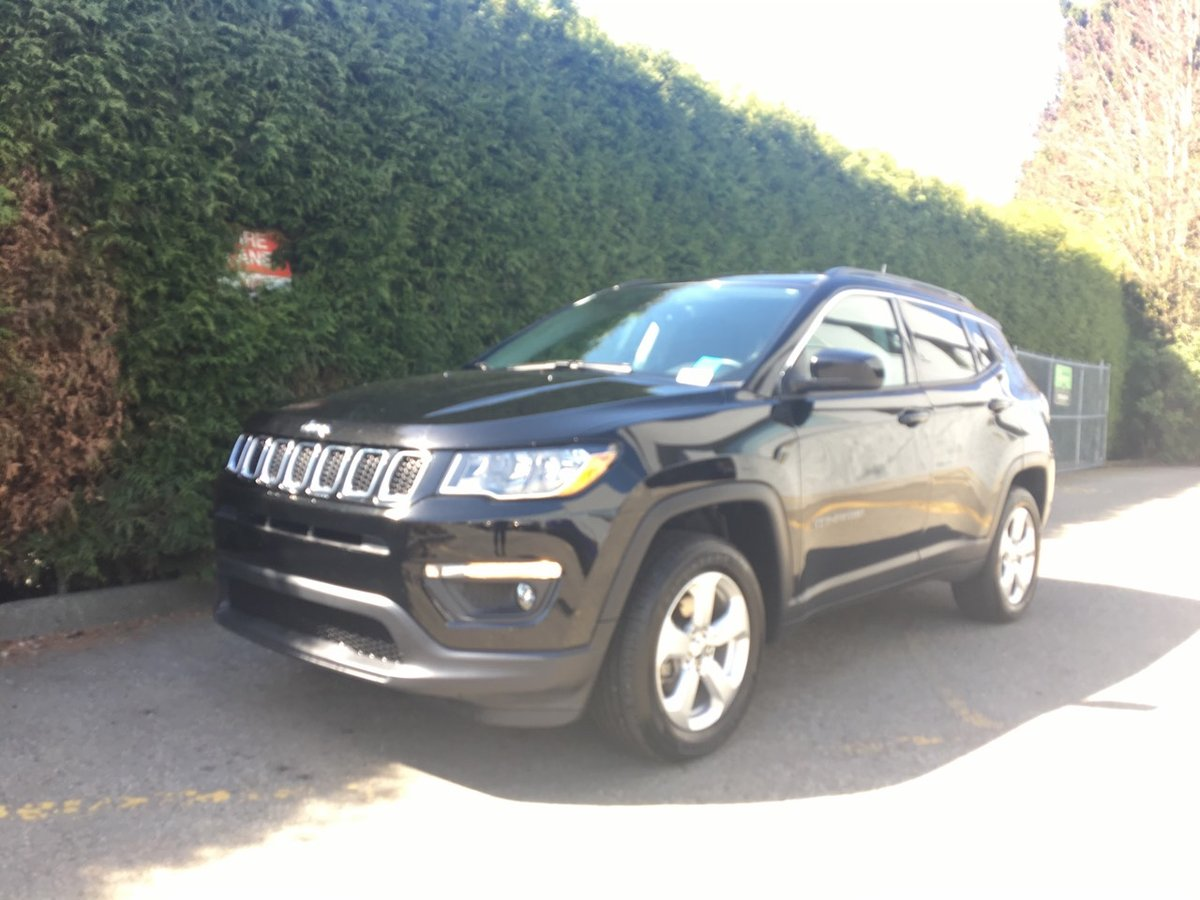 2018 Jeep Compass for sale in Surrey, British Columbia