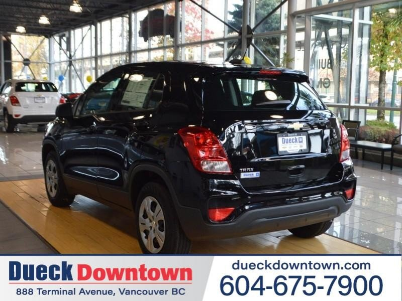 2019 Chevrolet Trax for sale in Vancouver, British Columbia