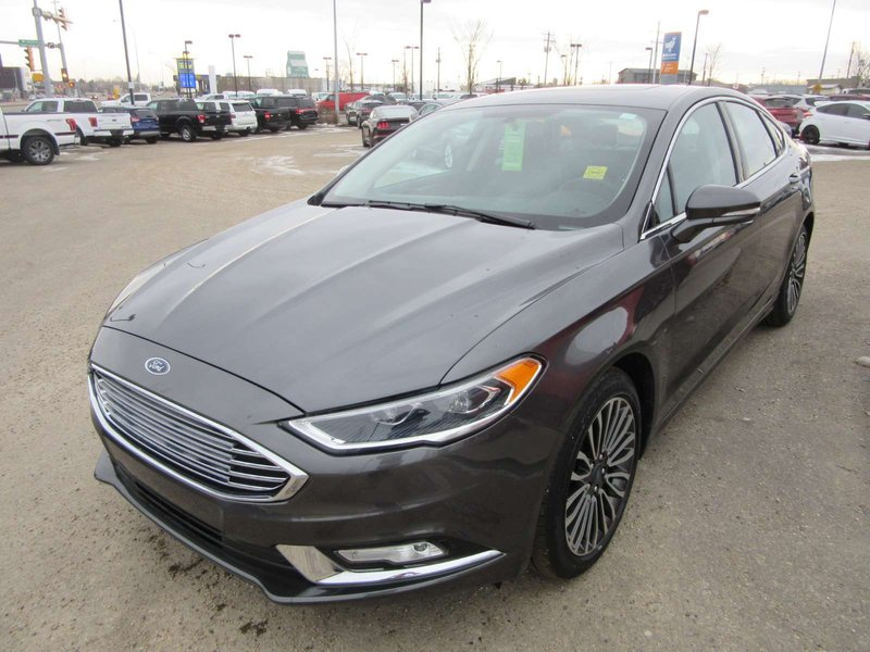 2017 Ford Fusion for sale in Spruce Grove, Alberta
