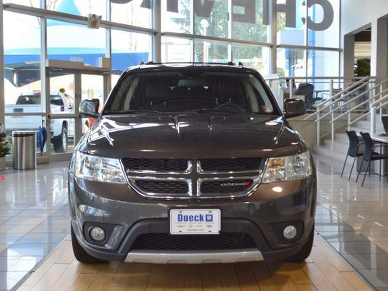 2016 Dodge Journey for sale in Vancouver, British Columbia