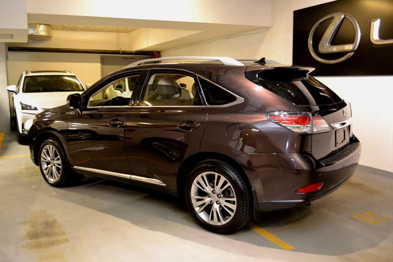 2013 Lexus RX 350 for sale in Vancouver, British Columbia