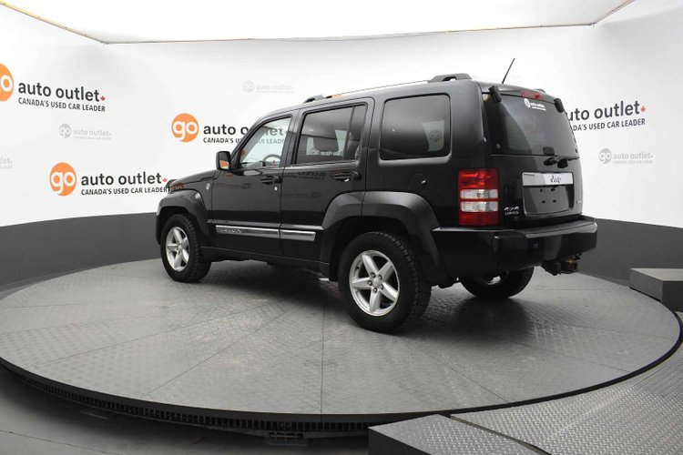 2008 Jeep Liberty Limited for sale in Leduc, Alberta