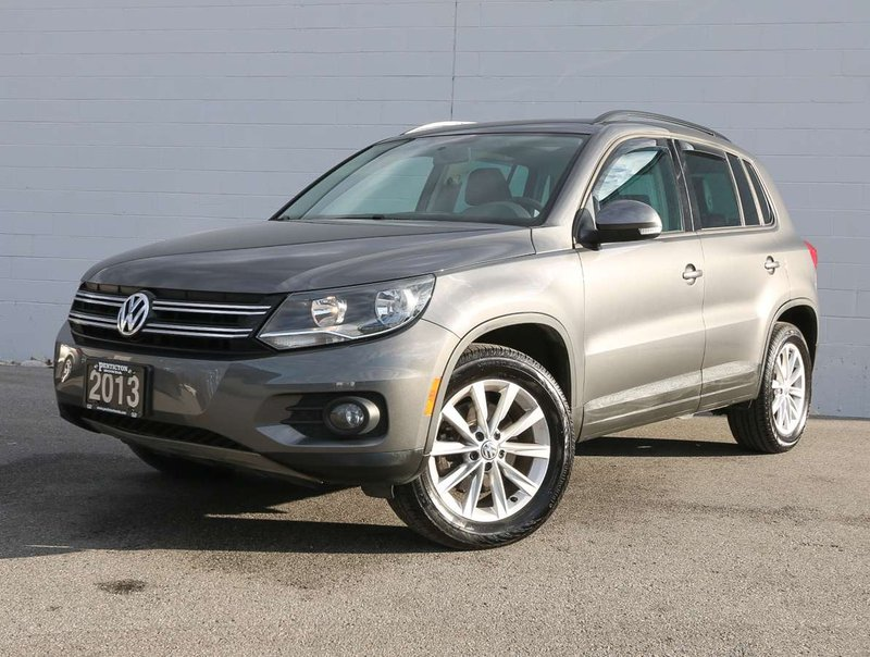 2013 Volkswagen Tiguan for sale in Penticton, British Columbia