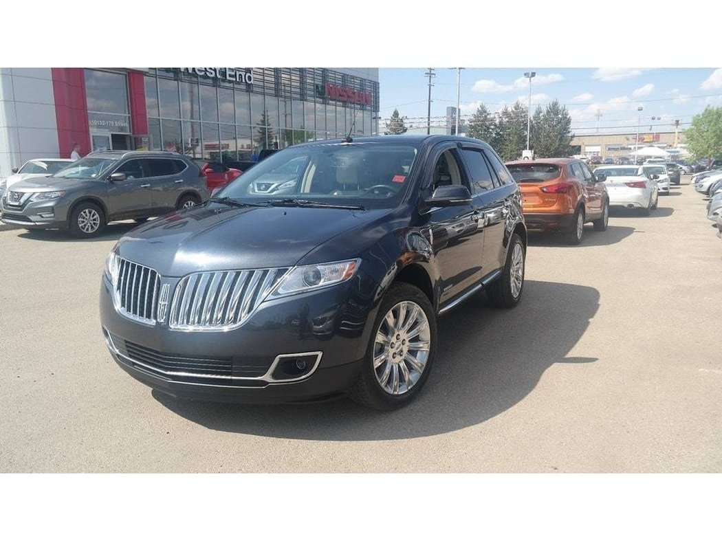 2014 Lincoln Mkx For Sale In Edmonton