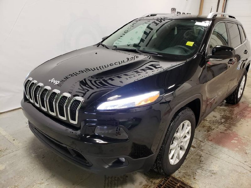 2017 Jeep Cherokee for sale in Fort Saskatchewan, Alberta