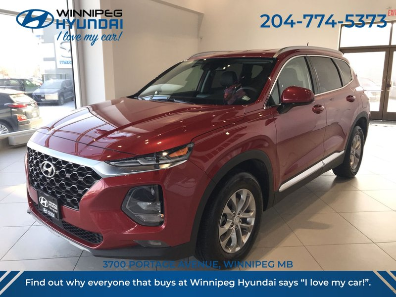 2019 Hyundai Santa Fe for sale in Winnipeg, Manitoba