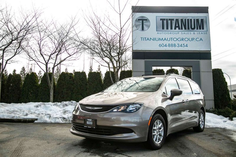 2017 Chrysler Pacifica for sale in Langley, British Columbia