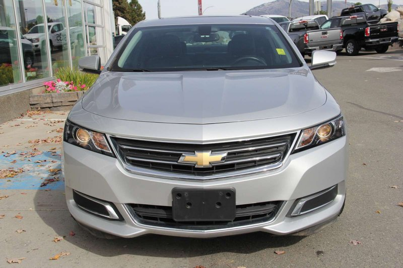 2017 Chevrolet Impala for sale in Kamloops, British Columbia