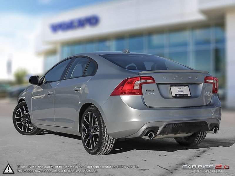 2018 Volvo S60 for sale in Winnipeg, Manitoba