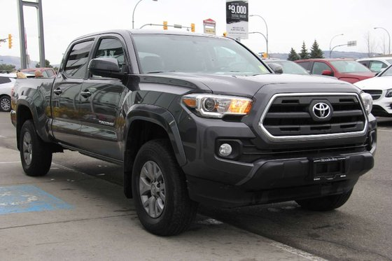 2017 Toyota Tacoma for sale in Kamloops, British Columbia