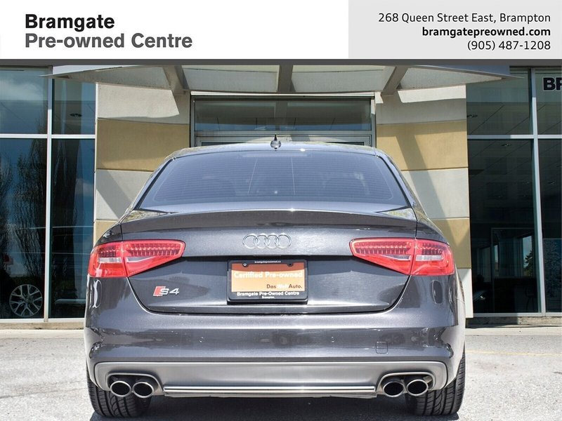 2013 Audi S4 for sale in Brampton, Ontario