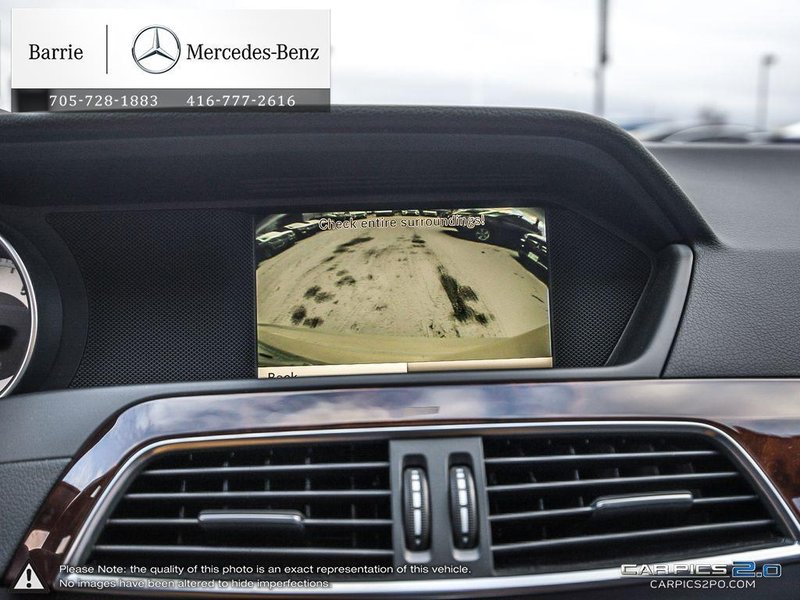 2014 Mercedes-Benz C-Class for sale in Innisfil, Ontario