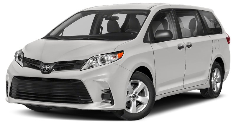 2018 Toyota Sienna for sale in Vancouver, British Columbia