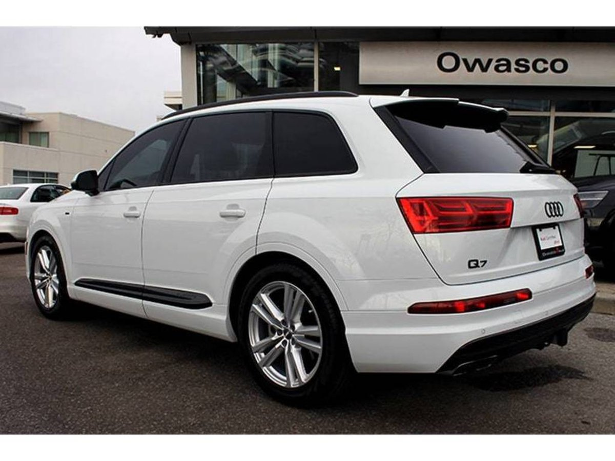 b776ba980fc 2018 Audi Q7 for sale in Whitby