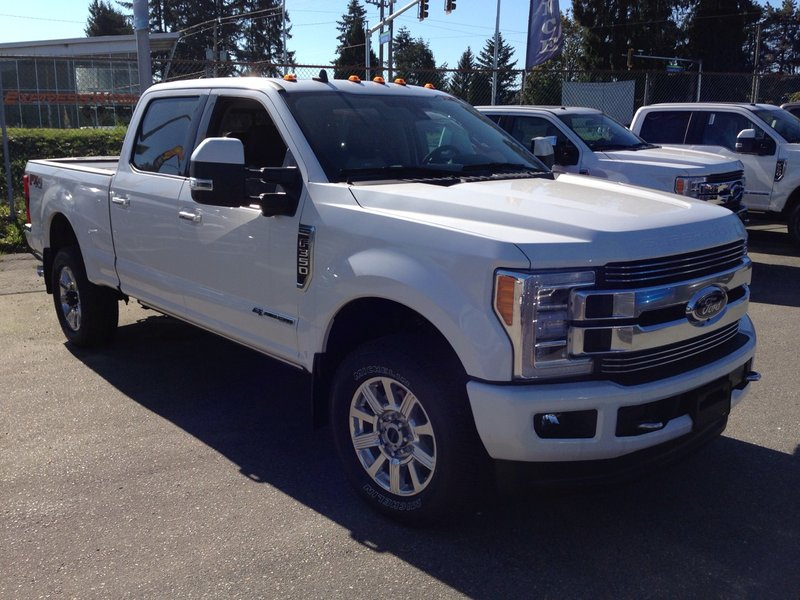 2019 Ford Super Duty F-350 SRW for sale in Port Coquitlam, British Columbia