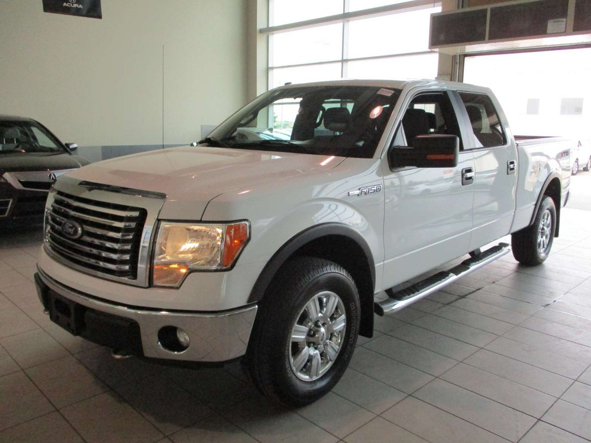 2011 Ford F-150 for sale in Red Deer, Alberta