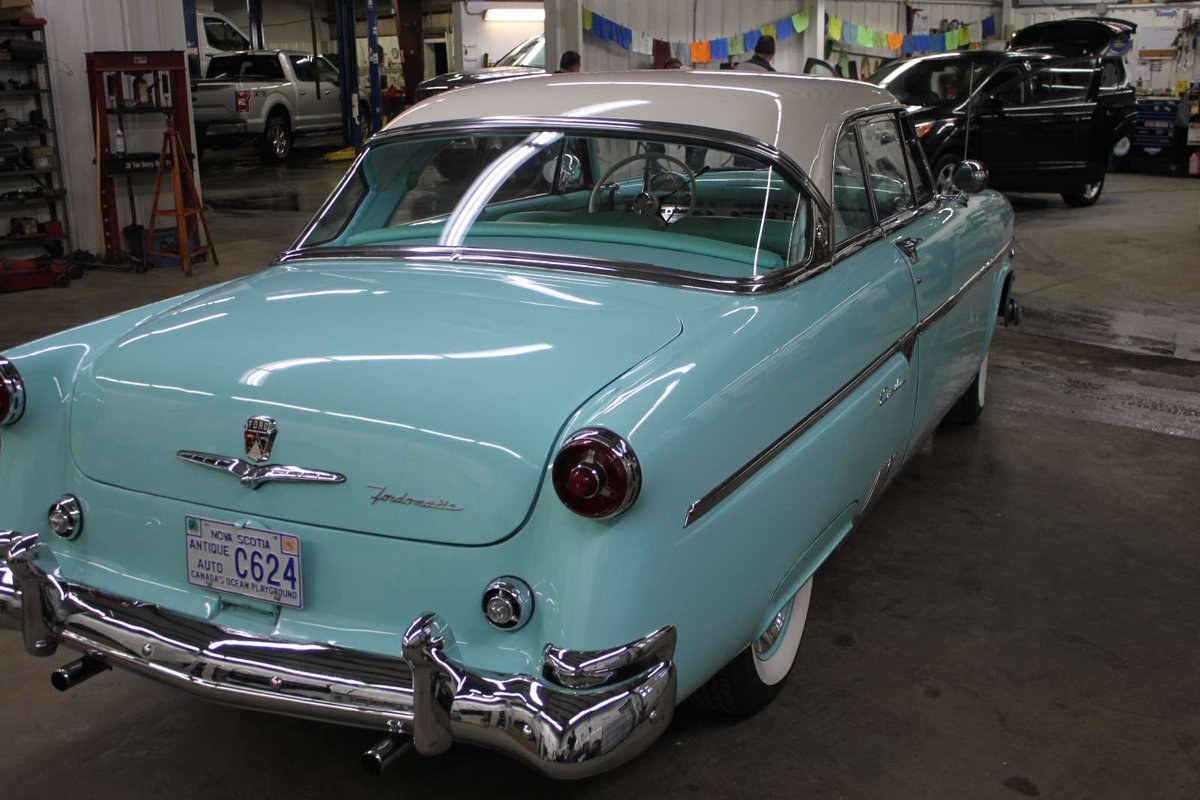 1954 Ford Crown Victoria for sale in Bridgewater