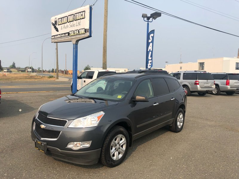 2011 Chevrolet Traverse for sale in Campbell River, British Columbia