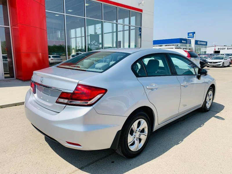 2014 Honda Civic Sedan for sale in Moose Jaw, Saskatchewan