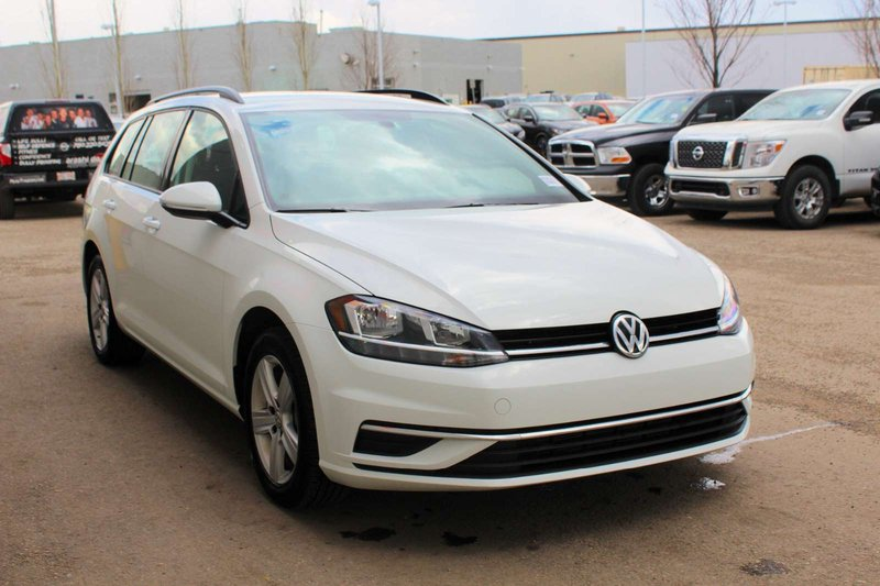 2018 Volkswagen Golf Sportwagen for sale in Edmonton, Alberta