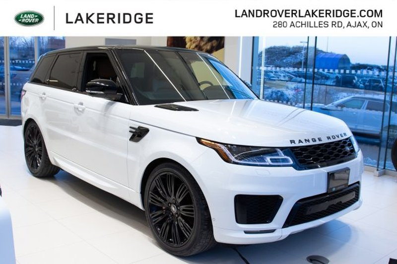 2018 Land Rover Range Rover Sport for sale in Ajax, Ontario