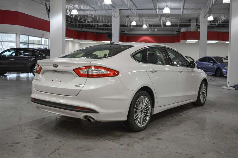2015 Ford Fusion for sale in Edmonton, Alberta