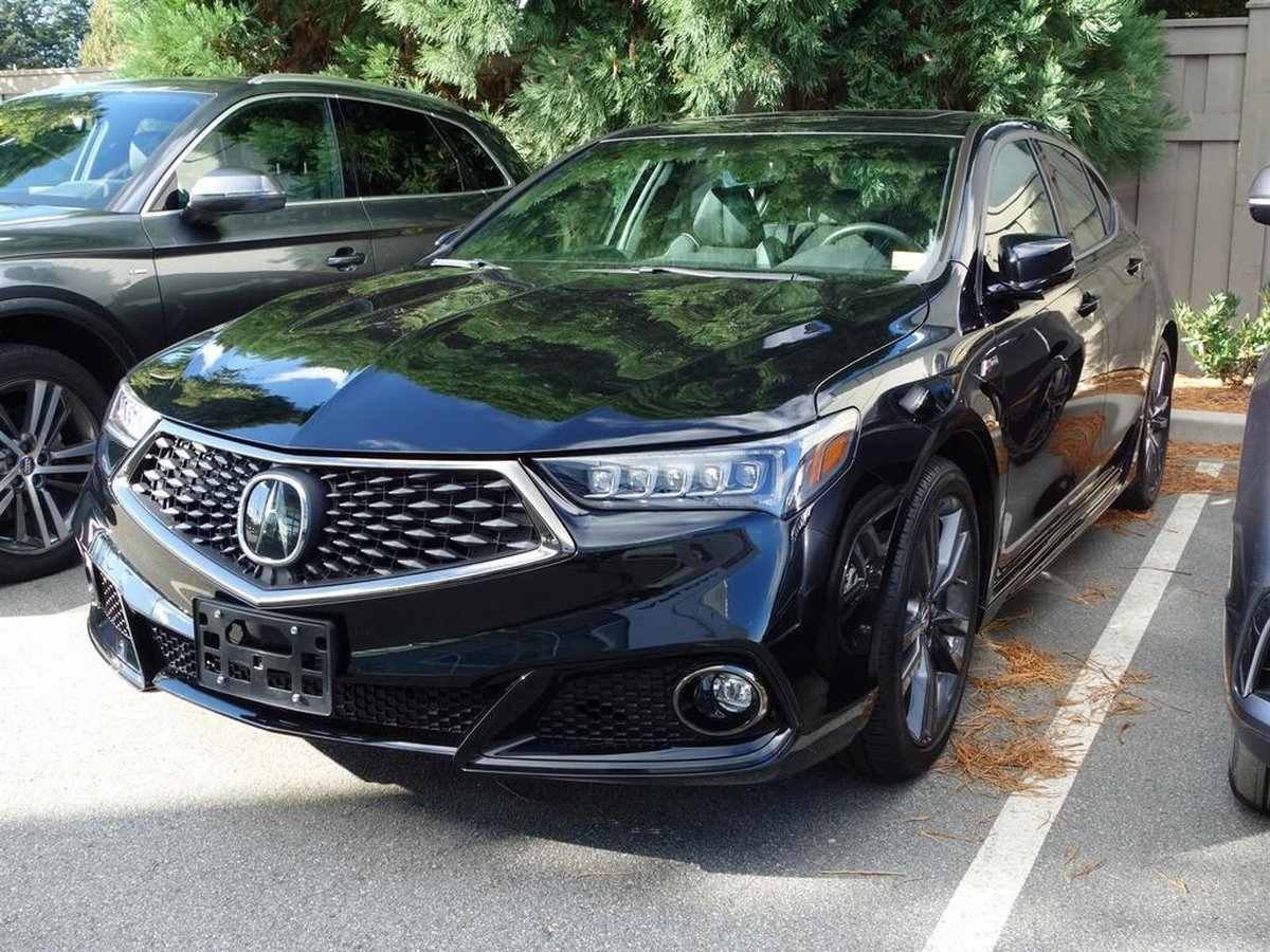 2018 Acura Tlx For Sale In Richmond
