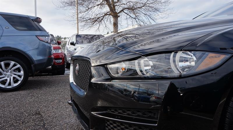 2018 Jaguar XE for sale in Kelowna, British Columbia